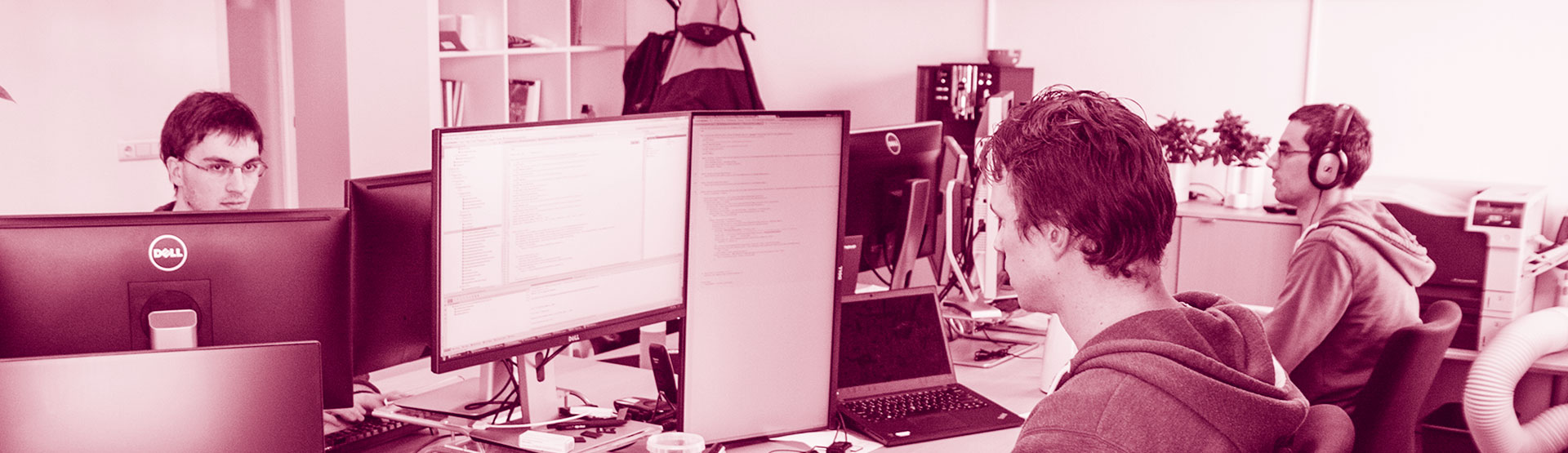 developers kantoor delft team duotone